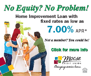Mocse : No Equity? No Problem