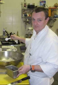 Chef Eric Jegoux