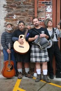 The Black Irish Band