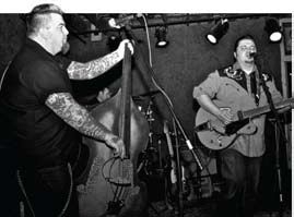 MusicView: The Refuzniks Bring a Love for Rock and Roll to Graffiti