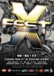 XFest Excites Modesto