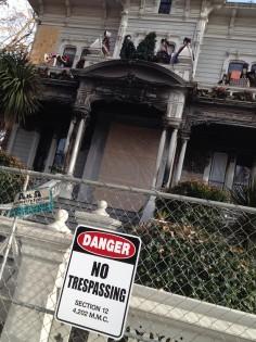 McHenry Mansion Update