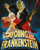 Young Frankenstein at Gallo Center