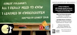 Locals Perform Kindergarten