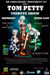 Tom Petty Tribute Show! 4.21