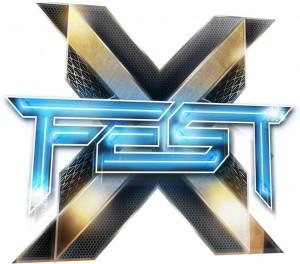 X Fest Schedule