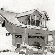 Art & Poetry of Modesto Architecture