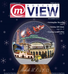 December ModestoView is Here!