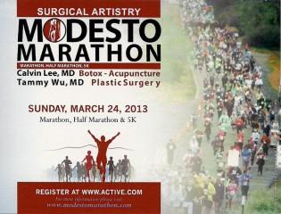 Modesto Marathon – Volunteers still needed