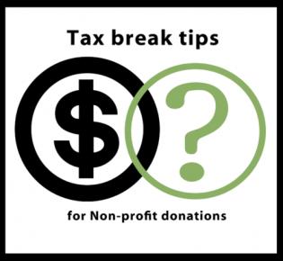 TaxSavingsView-Donate to Non Profits