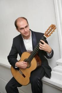Award-winning guitarist Rovshan Mamedkuliev