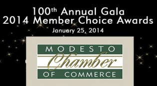 Modesto Nominated for Chamber Award