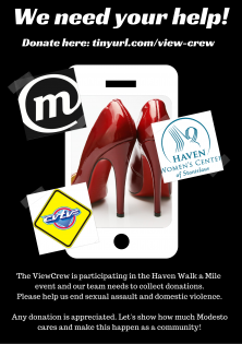 Help Us Raise Walk a Mile $ For Haven