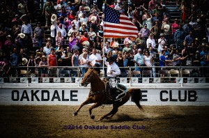 The Oakdale Rodeo