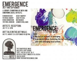 Emerging Artist Show