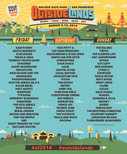 Almost OutsideLands