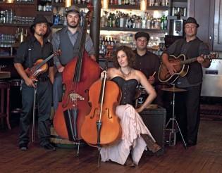 AcousticView – Here's a Quartet