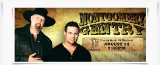 Montgomery Gentry Thursday Night