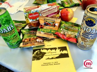 Modesto Chamber / MJC Harvest Lunch Big Success