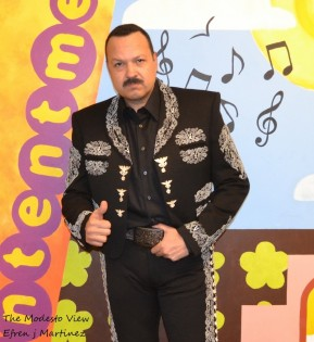Pepe Aguilar was Wonderful