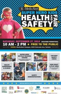 Medic Alert Safety Fair in Turlock