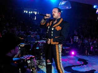 Pepe Aguilar at Gallo Center