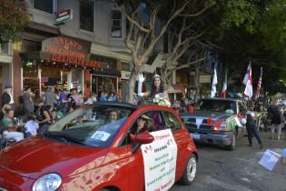 2014 Italian Heritage Parade, San Francisco
