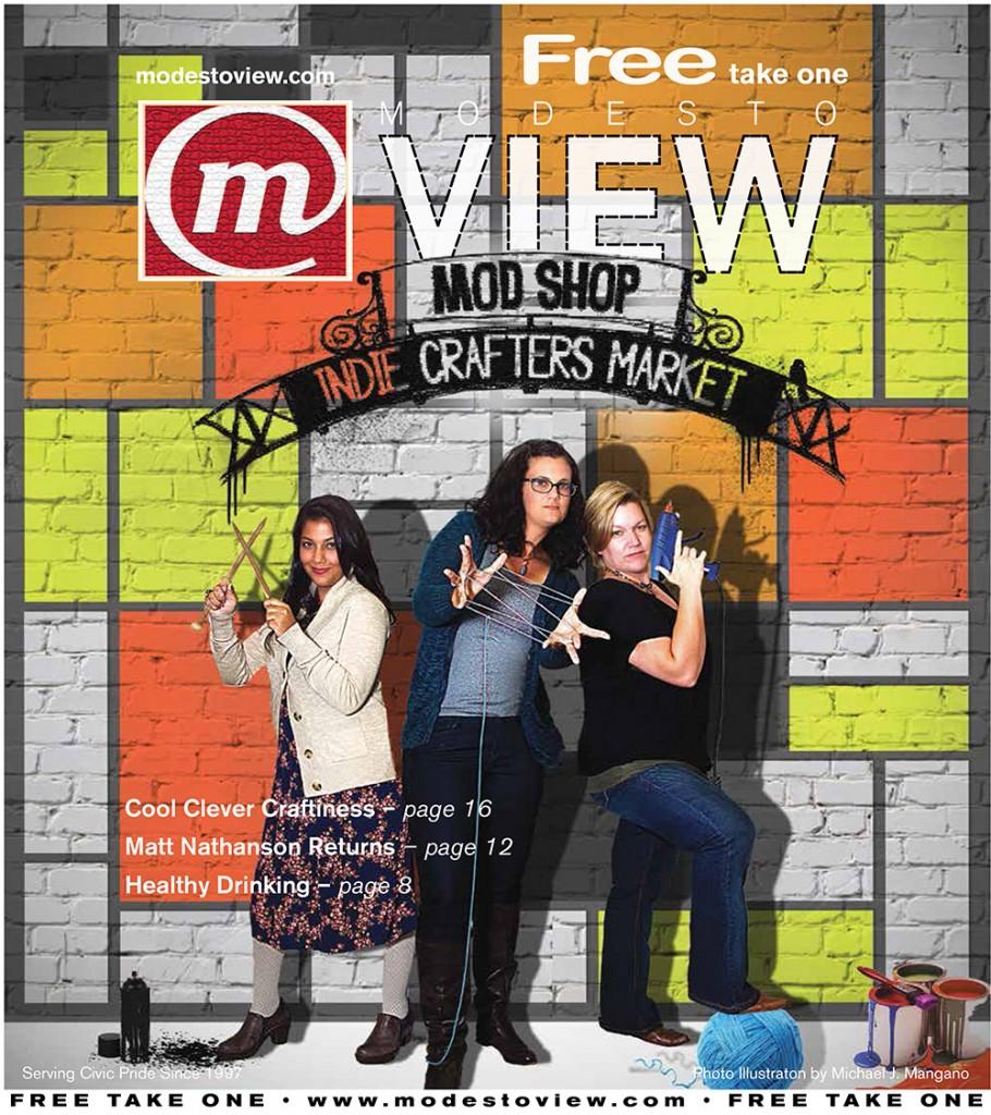 November ModestoView Cover - Michael J Mangano