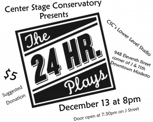 24 Hour Plays at Center Stage