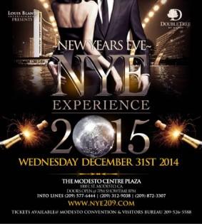 NYE Experience 2015