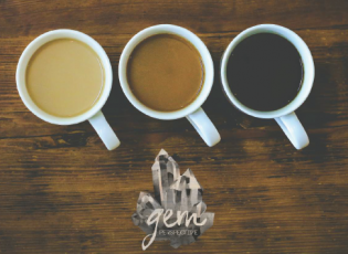 CoffeeView: Gem Perspective Latte e-book