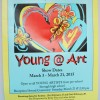 "The Central California Art Association at the Mistlin  Gallery presents ""Young @ Art"""