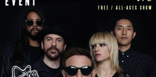 Airborne Toxic Event at Amoeba Hollywood