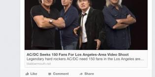 Rockin' with AC/DC
