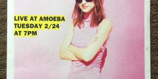 Colleen Green at Amoeba Hollywood