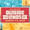 SF OutsideLands Line Up!