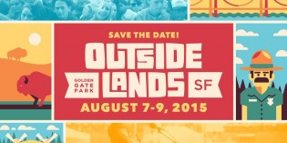 SF OutsideLands Line Up!