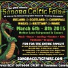 The 29th Annual Sonora Celtic Faire is this weekend!