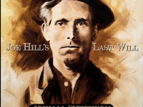 "John McCutcheon in ""Joe HIll's Last Will"" June 11"