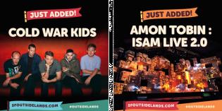 OutsideLands – Cold War Kids & More