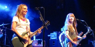 Veruca Salt at the El Rey