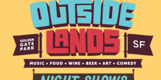 SF OutsideLands Night Shows