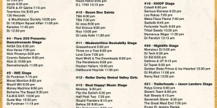 Download  XFest Schedule