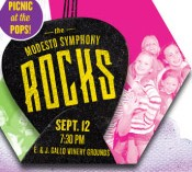 Modesto Symphony Orchestra's Picnic at the Pops