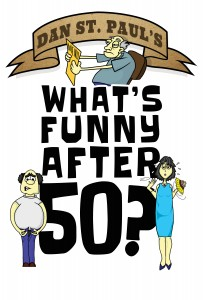 Whats Funny After 50 hi-res graphic