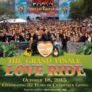 Get Your Foo on at Love Ride