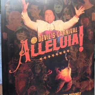Red Carpet for Alleluia! The Devils¹ Carnival