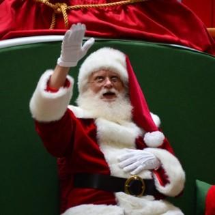 Santa Spotter!
