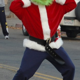 Christmas Canceled by the Grinch?