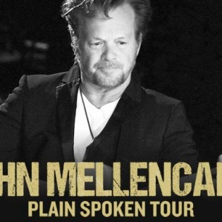 John Mellencamp at the Microsoft Theatre